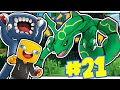 MY NEW LEDGENDARY!! [21] - PIXELMON W/Ash & Amy!
