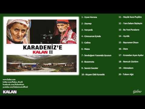 Ezgi Eyüboğlu - Gelino - [Karadeniz'e Kalan II © 2014 Kalan Müzik ]