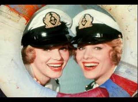 Alice & Ellen Kessler - Lasciati baciare col letkiss