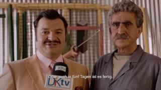 Kolonya Cumhuriyeti - Trailer  | German Subtitles