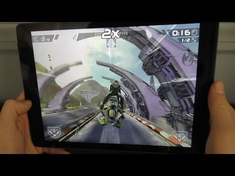 The iPad Air - Best Games & Apps