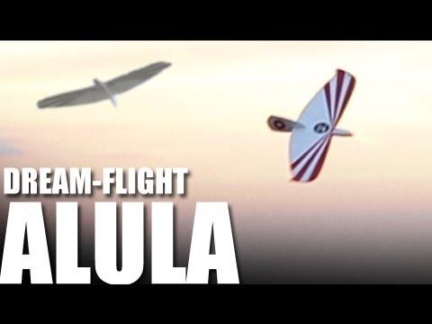 Flite Test - Dream-Flight Alula - REVIEW