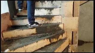Бетона лестница 5 часть(, 2017-05-15T13:07:22.000Z)