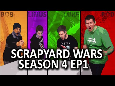 Modded Gaming PC Challenge - Scrapyard Wars Season 4 - Episo