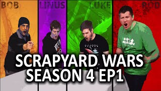 Modded Gaming PC Challenge - Scrapyard Wars Season 4 - Episode 1
