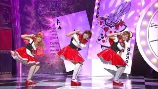 【TVPP】Orange Caramel - A~ing♡, 오렌지 캬라멜 - 아잉♡ @ Comeback Stag…