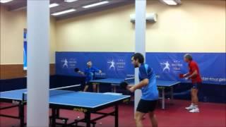 Обучение детей настольному теннису в TTCLUB
