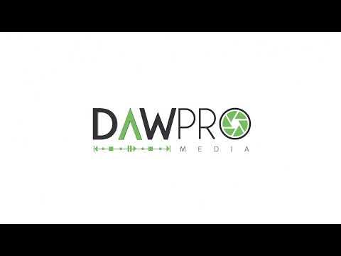 Jozi Meda Production Old Dawpro Media Logo Animation