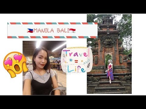 Philippines to Indonesia   Guide for first time travelers   Vlog