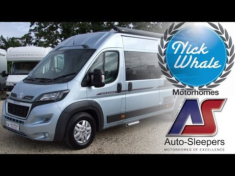 Sold - Auto-Sleeper Warwick XL - Nick Whale Motorhomes
