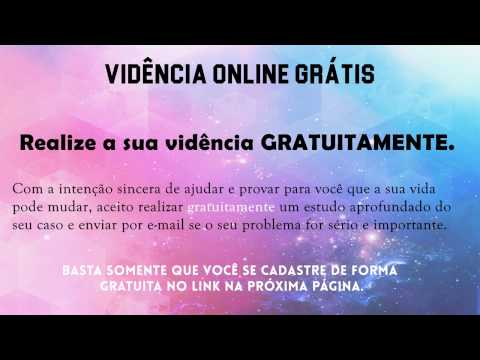 Vidência Online Grátis. Vidente Grátis.