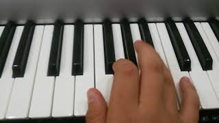 Обучение игры на пианино (синтезаторе) Maroov & Boosin-Drunk groove