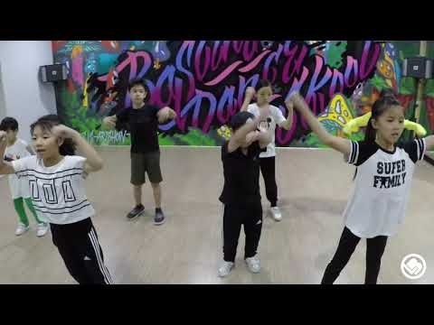 Jackson Wang - Fendiman【兒童街舞】 KuRu Choreography 2018/11/24