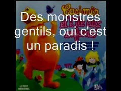 Karaoke #1 - Casimir - L'ile Aux Enfants