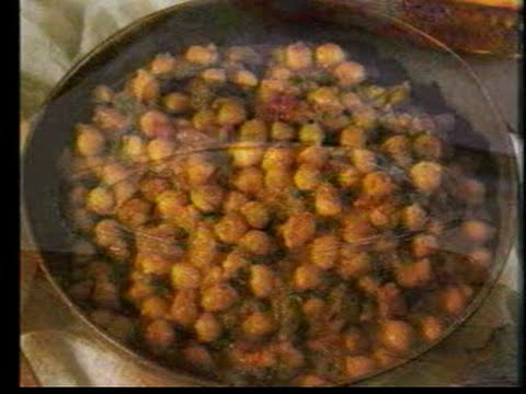 Indian Microwave Recipe Chana Masala In Tamil