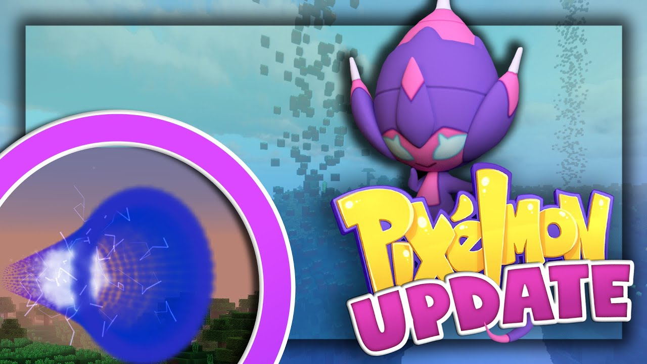 Everything You NEED to Know About Ultra Space! | Pixelmon 7 0 0 Update  Showcase