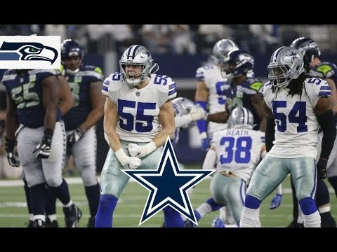 dbcf2371 Jaylon Smith & Leighton Vander Esch Playoff Debut || Dallas Cowboys Film  Session