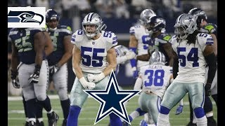 Jaylon Smith & Leighton Vander Esch Playoff Debut || Dallas Cowboys Film Session