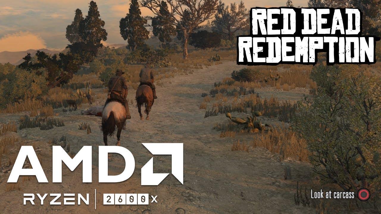 Red Dead Redemption no PC - Emulador de Playstation 3