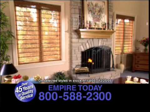 Empire Today - Holiday Commercial Short From 2006