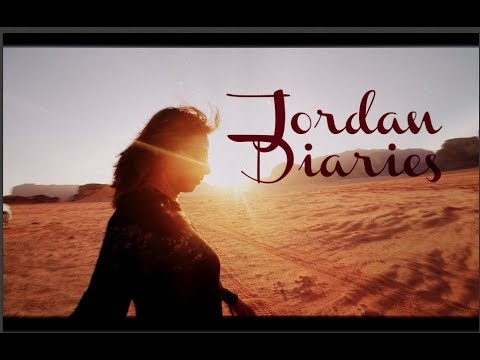 Mesmerizing Jordan | Visit Jordan 2018 | Solo Female Travelers | Travel Montage