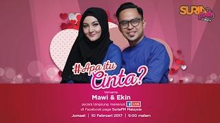 Mawi & Ekin #apaitucinta Ep8