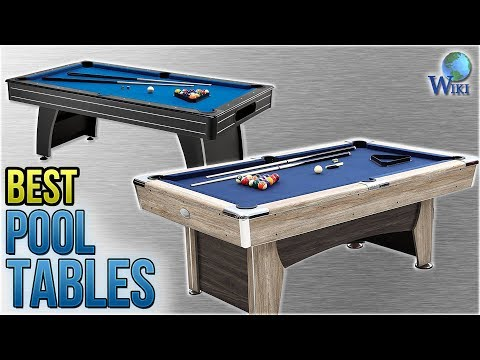 8 Best Pool Tables 2018