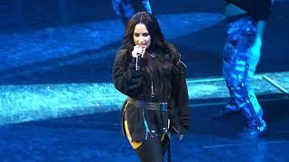 """Download Video Demi Lovato: """"Solo"""" - The O2 London - 25th June 2018 MP3 3GP MP4"""