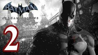Batman: Arkham Origins Walkthrough PART 2 [PS3] Lets Play Gameplay TRUE-HD QUALITY