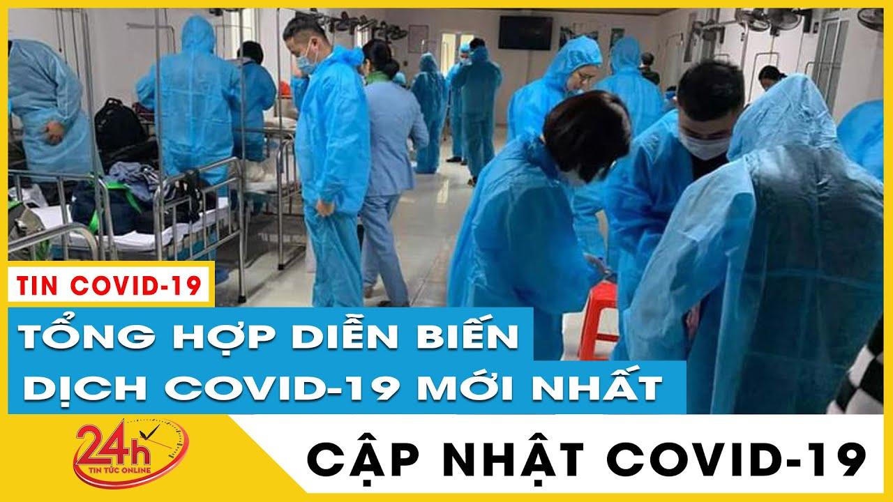 Tin tức Covid-19 mới nhất hôm nay 26/6. Diễn biến Dich Virus Corona Việt Nam Tp.HCM  kỷ lục 667 ca