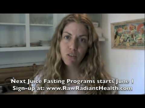 Bikram Yoga Raw Food Juice Fasting Ep228