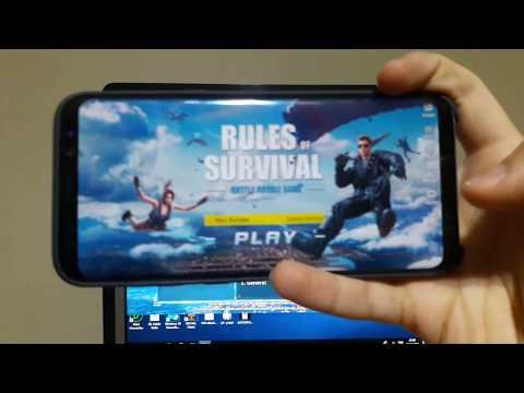 BEDAVA PUBG - Rules of Survival Bilgisayar Sürümü [English Subtitles]