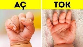 Bebeklerin Size Anlatmaya Çalıştığı 18 Önemli Şey