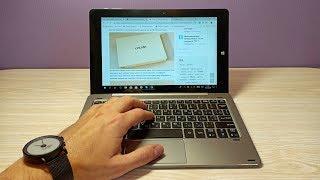 Скачать Chuwi Hi 10 AIR обновление популярного Windows планшета нетбука с клавиатурой док станцией