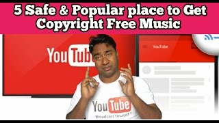 Best Collections of Royality & Copyright free Music for your YouTube videos