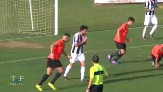 Serie D Girone D Villabiagio-Pianese 0-2