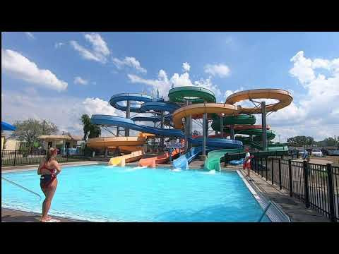 All Water Slides At Coney Island