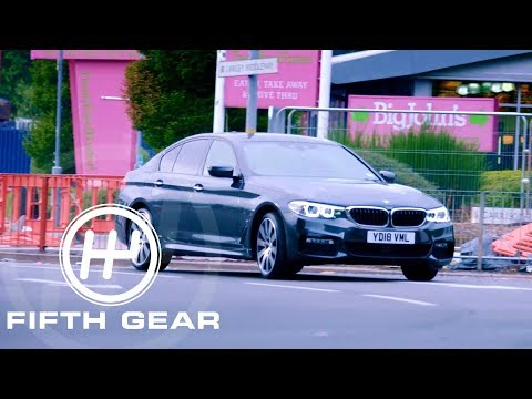 Fifth Gear: Ultra Low Emission Zones