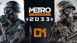 Alt Er Så Fint! - Metro 2033 Redux - Part 1 - [Dansk]