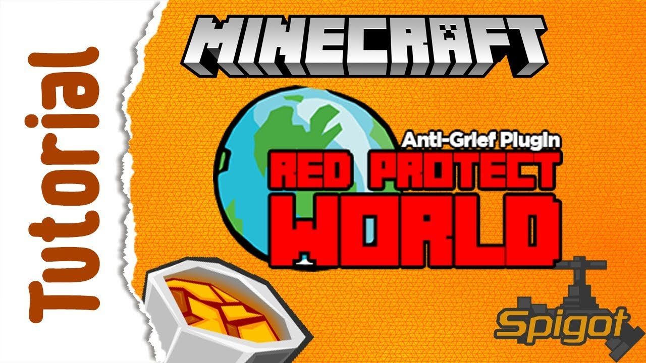 RedProtect = Anti-Grief | Server Protection | Region