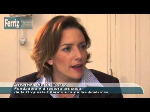 Grandes Líderes: Entrevista Alondra de la Parra
