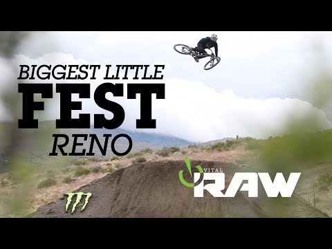 Vital RAW - CAM ZINK'S BIGGEST LITTLE FEST RENO