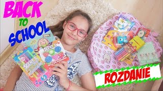 ♥ ROZDANIE BACK TO SCHOOL | Pusheen Girl