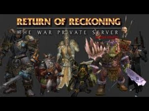 Return of Reckoning: Warhammer Online Private Server. Tuesday is Order Day.