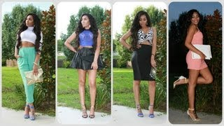 Sexy Summer Lookbook Feat. Karmaloop +$250 GIVEAWAY{CLOSED}