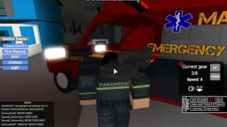 Roblox RP |Mano County EMS| Episode 1 Preview