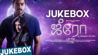 Zero Official Full Songs  Ashwin  Sshivada  Nivas K Prasanna  Shiv Mohaa  Audio Juke Box