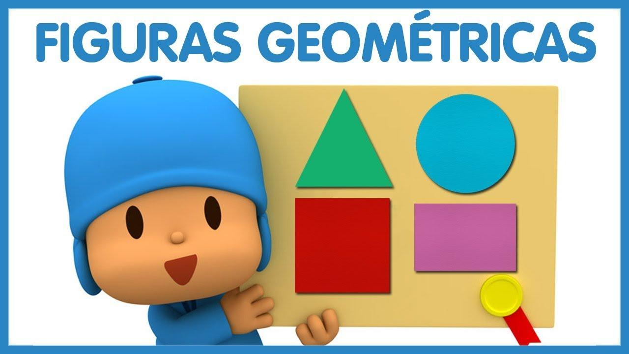 Pocoyó En Español Aprende Las Figuras Geométricas Ep 1