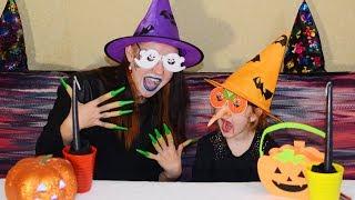 CHALLENGE Grim FOR Halloween 2018 WHO IS TERRIBLE