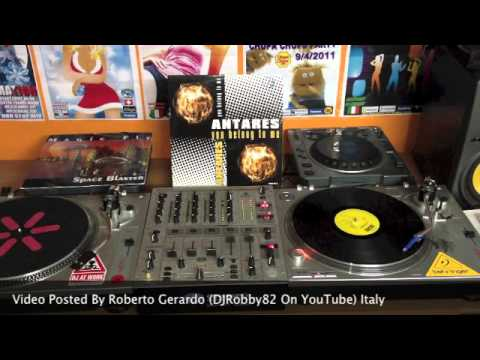 Antares - You Belong To Me (3 AM Mix)